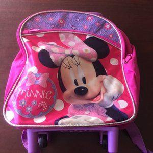 Bundle Me W/Others & Save, Disney Minnie Backpack